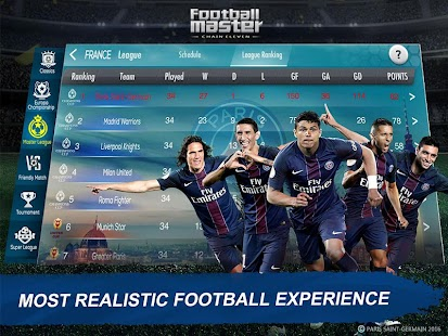 Game Football Master 2017 APK for Windows Phone