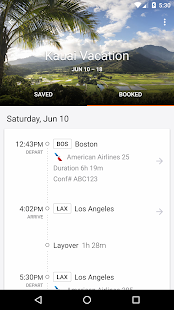 App KAYAK Flights, Hotels & Cars APK for Kindle