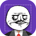 Download Rage Face Photo APK on PC