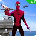 Game Spider Navy Warship Battle - Spider Hero Shooting APK for Windows Phone