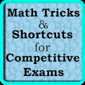 App Math Tricks Competitive Exam APK for Windows Phone