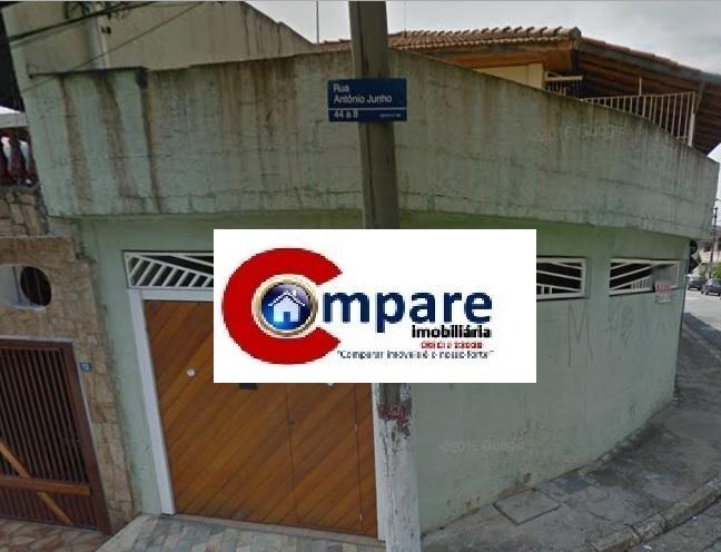 Casa 4 Dorm, Jardim São Jorge, Guarulhos (SO1296)