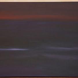 Een stille warme gloed by Kris Van den Bossche - Painting All Painting