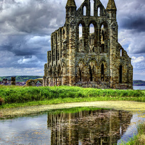 whitby by Keith Britton - Buildings & Architecture Places of Worship