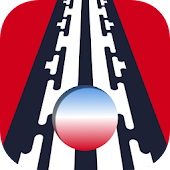 APK Game Impossible Rolling Road for iOS
