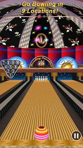 Bowling Parise 3 - screenshot