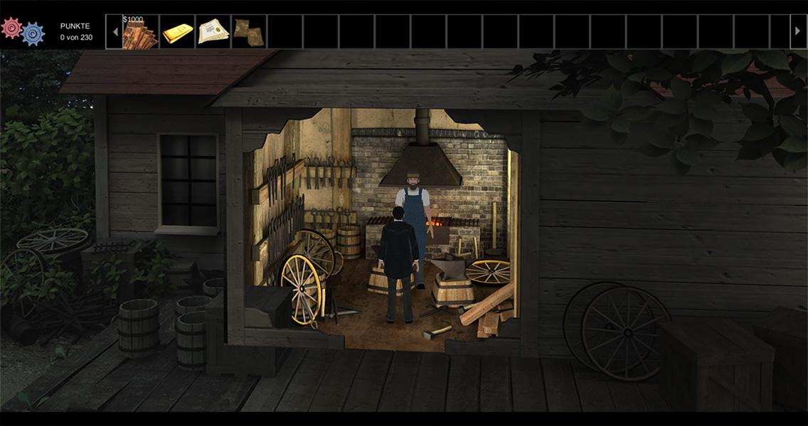 Gold Rush! 2 Screenshot 1