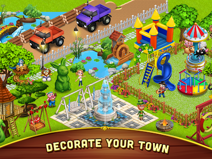 APK Game Big Little Farmer Offline Farm for BB, BlackBerry