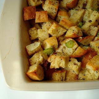 Microwave Turkey Stuffing Recipes