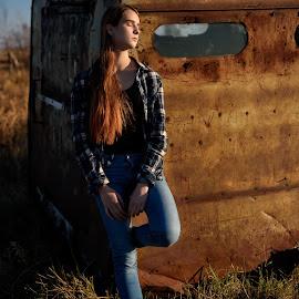 by Александр Коробов - People Portraits of Women