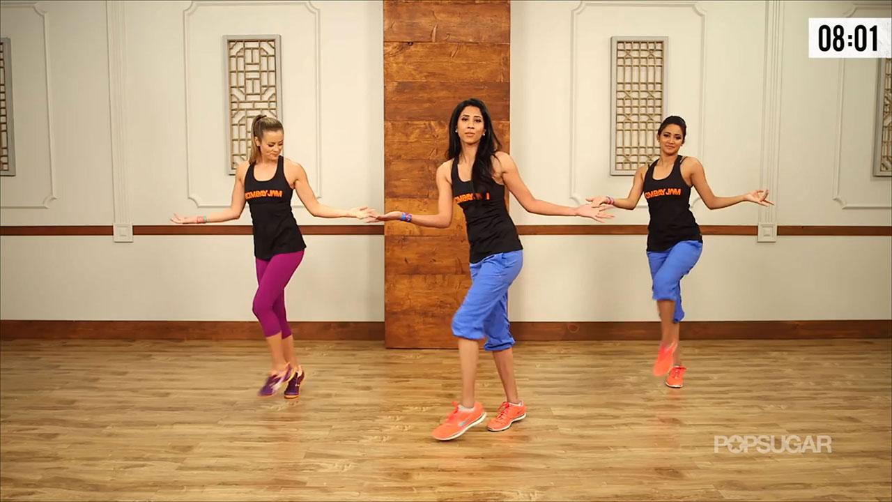 Bollywood Dance Workout Screenshot
