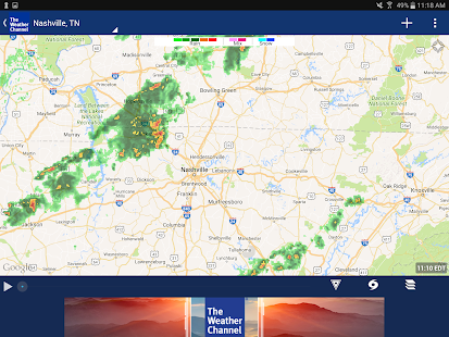 App Weather - The Weather Channel APK for Windows Phone