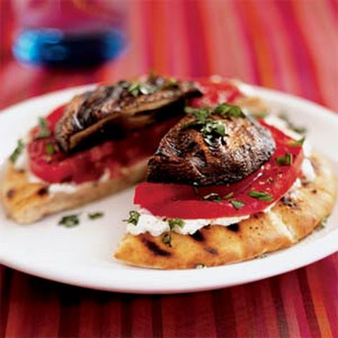 Grilled Portobello Mushrooms With Goat Cheese Recipes | Yummly