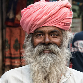 Indian by Cristi Dobrica - People Portraits of Men ( indian )