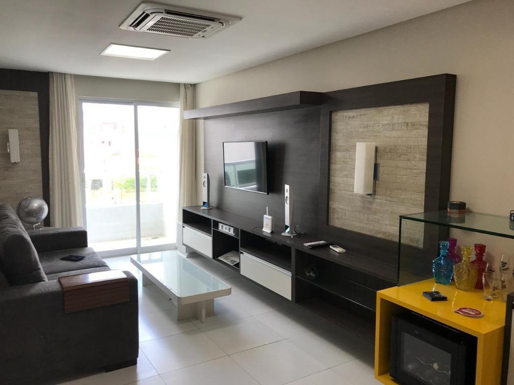 Apartamento com 1 dormitório à venda por R$ 245.000 - Jardim Oceania - João Pessoa/PB