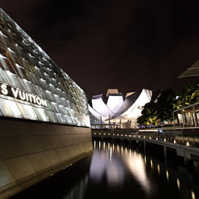 Louis Vuitton @MBS by Michael Chen - Buildings & Architecture Other Exteriors