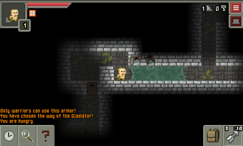 Remixed Pixel Dungeon Screenshot 9