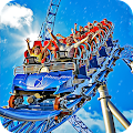 Jurassic Jungle Roller Coaster APK for Bluestacks