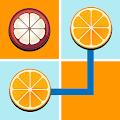 Game Fruit Connect Deluxe Classic apk for kindle fire