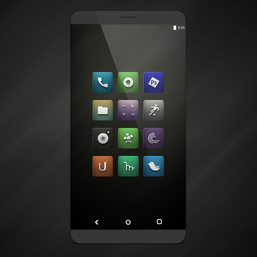 Orion UI Icon Pack Screenshot 3