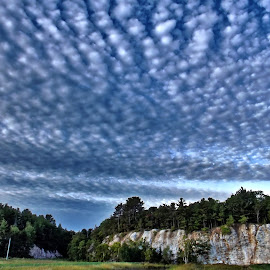 by John Geddes - Landscapes Cloud Formations