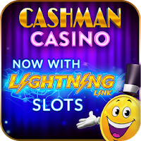 Cashman Casino  Free Slots Machines amp Vegas Games pour PC (Windows / Mac)