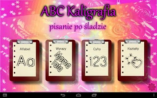 Screenshot of ABC Kaligrafia FREE