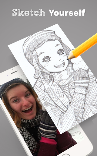 Photo To Pencil Sketch Effects For PC