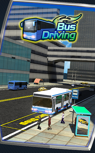 Bus Driver 3D screenshot 8