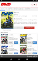 Screenshot of Bike India