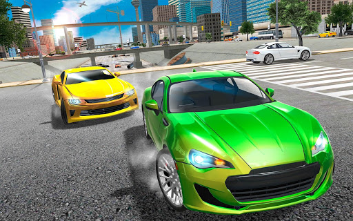 Car Driving Simulator For PC