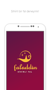 App Faladdin - Sihirli Fal APK for Kindle