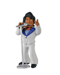 "Фигурка ""The Simpsons 5"" Series 1 - James Brown"
