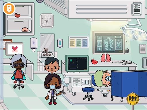 Toca Life: Hospital screenshot 12
