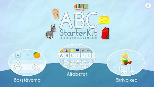 ABC StarterKit Svenska 이미지[1]