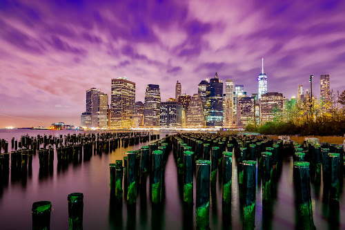 Best Of Manhattan  by Arnab Dutta - City,  Street & Park  Skylines ( cityscapes, manhattan skyline, new york skyline, new york city, landscape,  )