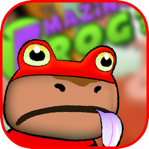 the Amazing-frog 3D For PC