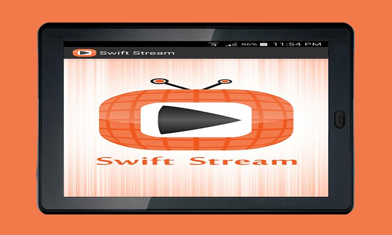 Swift Stream Screenshot 2