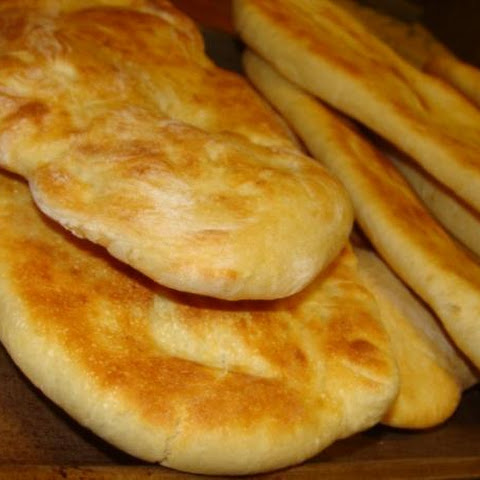 Easy Indian Naan (Bread Machine)