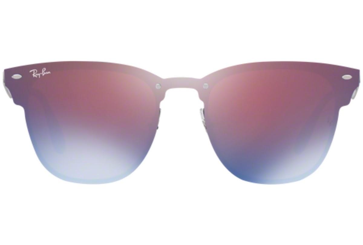 Comprar Gafas de sol Ray-Ban Blaze Clubmaster RB3576N C41 153 7V ... 0b205b16d799