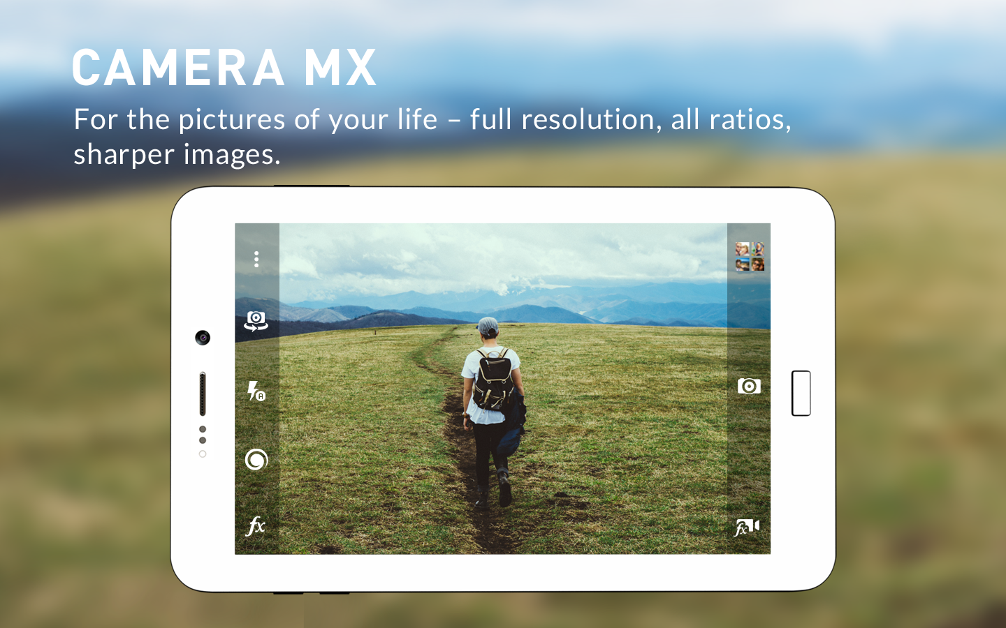 Camera MX - Photo, Video, GIF Screenshot 7