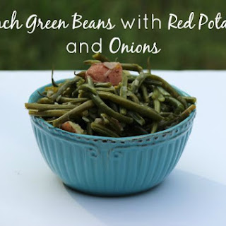 French Green Beans With Onions And Bacon Recipes