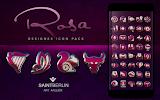 Rosa Icon Pack- screenshot thumbnail