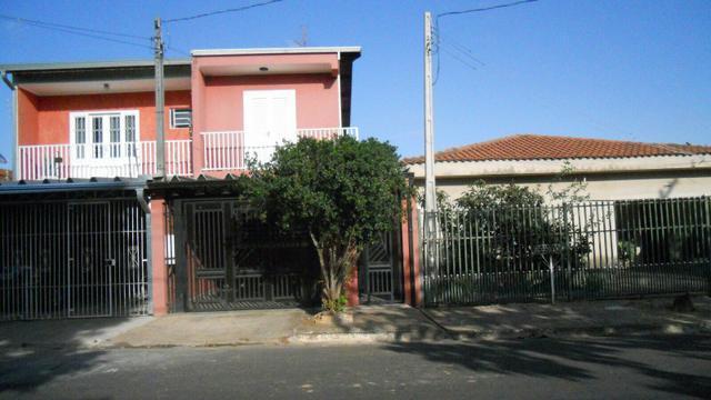 Sobrado residencial à venda, Jardim Adelaide, Hortolândia.