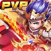 Game Seven Paladins: 3D RPG x MOBA Game APK for Kindle