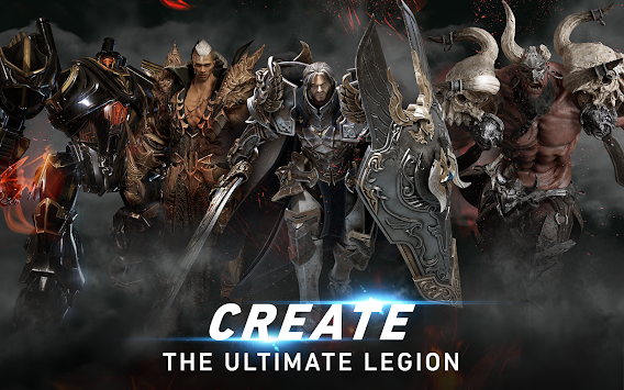 Aion: Legions Of War APK screenshot thumbnail 7