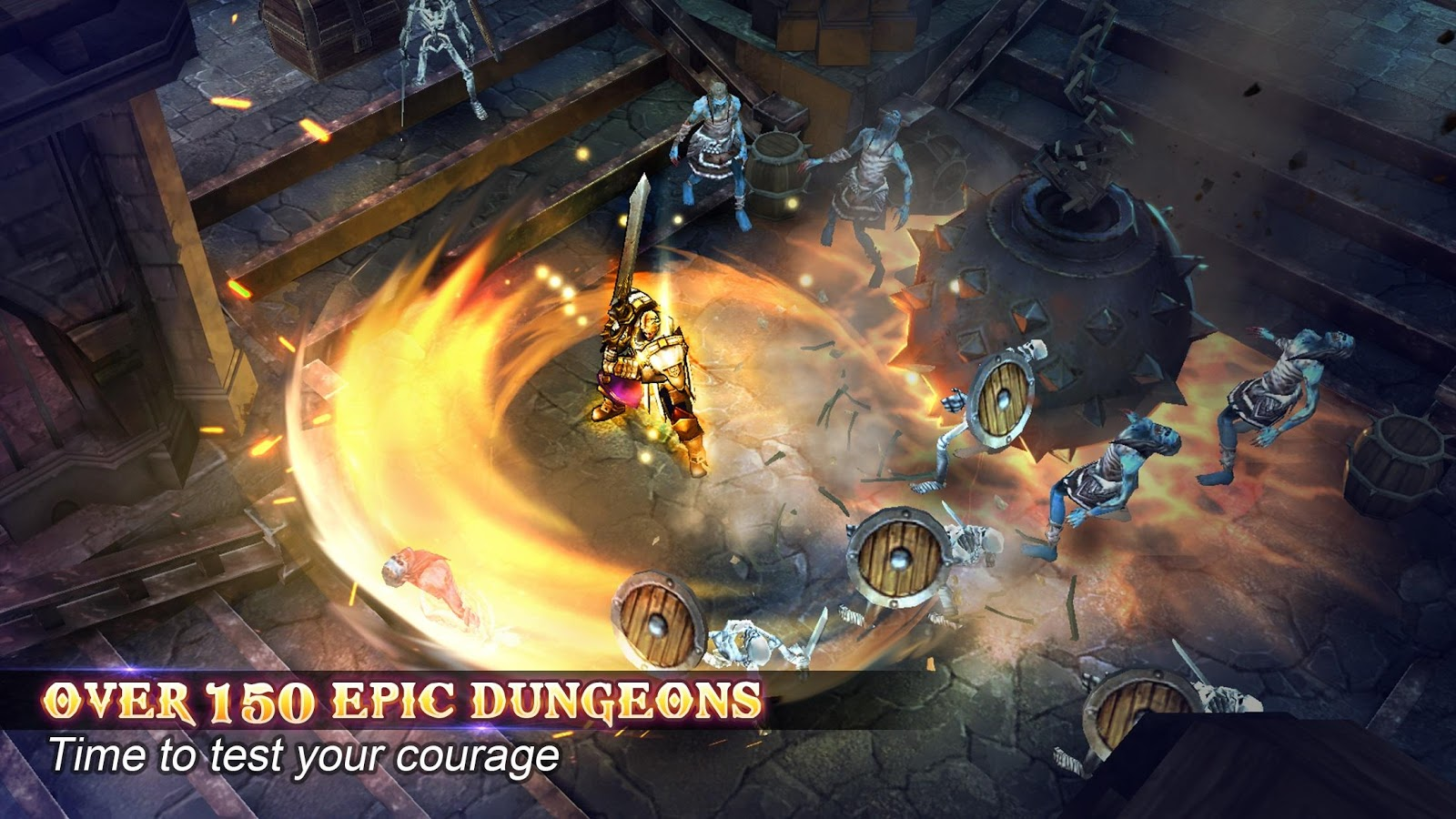 Heroes of the Dungeon Screenshot 2