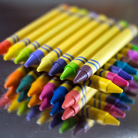 Crayola Infinity by Robert George - Artistic Objects Education Objects (  )