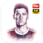 Lewandowski Wallpapers HD APK for Bluestacks