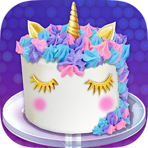 Unicorn Food - Cake Bakery For PC